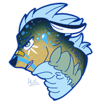 Cetus Headshot by HighNoonAce