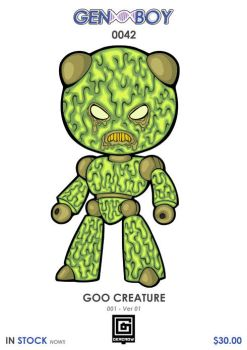 GB0042-GOO CREATURE 001 Ver01 by GERCROW