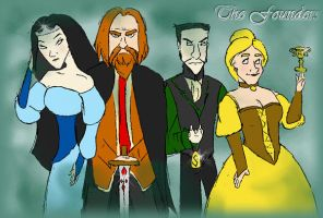 The Founders by julvett