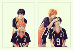 [Haikyuu cosplay] - Sweet Revenge by vani27