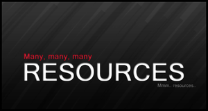 Resources by AndreasWerchmeister