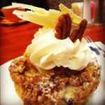 White chocolate pumpkin pecan bread pudding by AsifNation