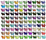 A Whole Lot of Adopts (93/100 Open) by AnnoyedClaude