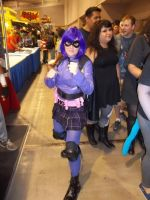 Hit-Girl by The-1One
