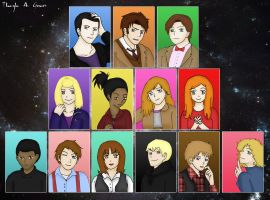 A Timelord's Family by lilith-lips