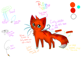 Rizu Reference by FoxLover12