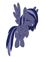 Crescent Star OC- Project by Lyingsmile15