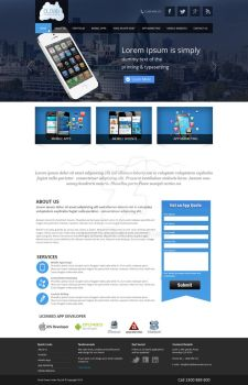 Mobile Application by swati05