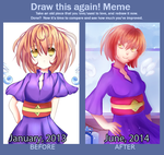 Draw This Again Meme by gogospirit