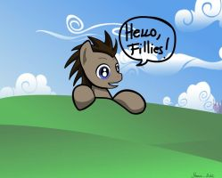 Hello, Fillies by neerai