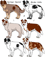 Mixed Breed Request 2 by Leonca