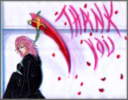 Thank you Taina-chan by Sora-X-Riku