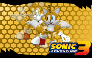 Sonic Adventure 3, Tails by NIBROCrock
