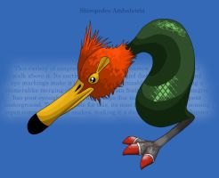 Pileated Snagret by darklink570