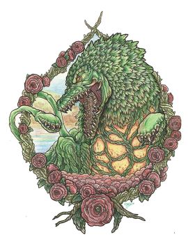 Biollante by tin-tower