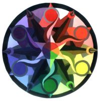 Color Wheel by megoruu