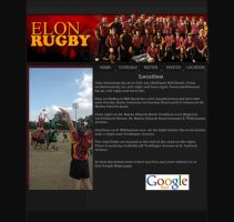 Elon Rugby Location Page by Kvitne