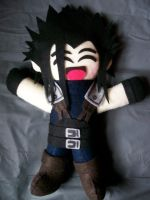 Zack Fair Plush by lilnaruto