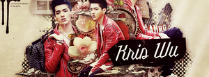 [GRAPHICS] Kris Wu I by thebrightflame