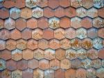 Swiss house roof tiles by akenator