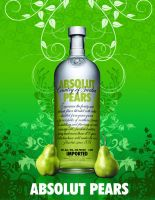 ABSOLUT PEARS by bihaus