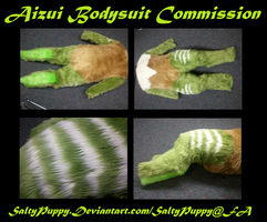 Aizui Bodysuit Commission by SaltyPuppy