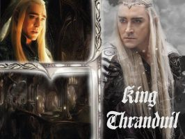 King Thranduil by WolvesAngelSiren