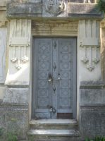 Stock 102 - Chapel locked door by MariaBilinski