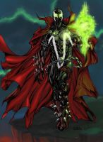 Spawn by Ronron84