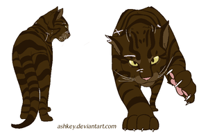Tigerstar screenshots by ashkey