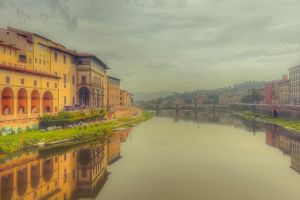 Florence by Witoldhippie