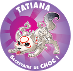 :Gift: Tatiana Special Button by MymyArtzone