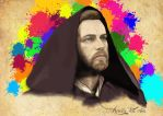 Obi Wan Kenobi POP by Pop-custom