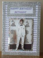 A Justin Card for Beth by blackrose1959
