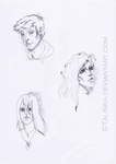 Free Sketches by Talinra