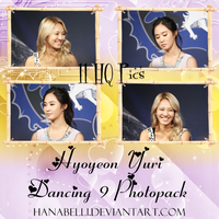 Photopack#10 Hyoyeon and Yuri Dancing 9 by HanaBell1