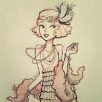 20's girl by airefee