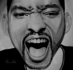 Will Smith by kgpanelo