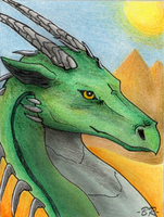 Kalen .:ACEO:. by BlackRayser