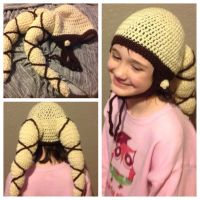 Star Wars Twi'lek Hat by LittleMrsAdams