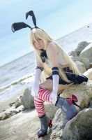 [Cos] Shimakaze - KanColle by thechevaliere