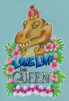 LONG LIVE THE QUEEN. by Mermaid-Kalo