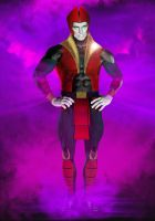 Shinnok by molim