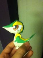 Mini Snivy by Sabi996