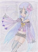 vocaloid Merli by ElectricShine