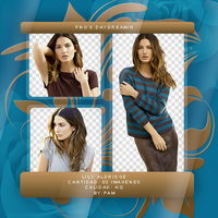 Photopack PNG / Lily Aldridge / 42 by PamHoran
