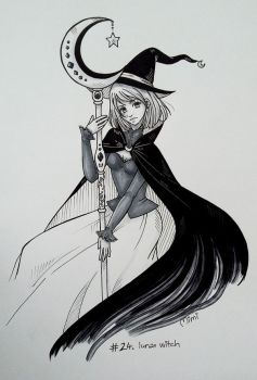 .day24: lunar witch by mimiclothing