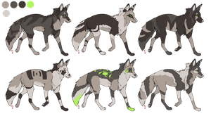 ADOPTABLES .:CLOSED:. Batch 11 by Mireille-Adopts