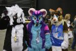 Alula and Wubs revamp with our friend Roody by Kawaii-fur-costumes
