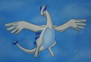Lugia by CreaturesCrater